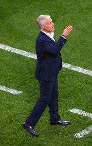 Didier Deschamps gana la Copa del Mundo con Messika