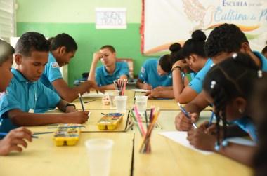 Niños brasileños UNICEF