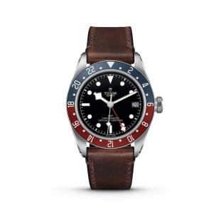 Black Bay GMT Tudor piel