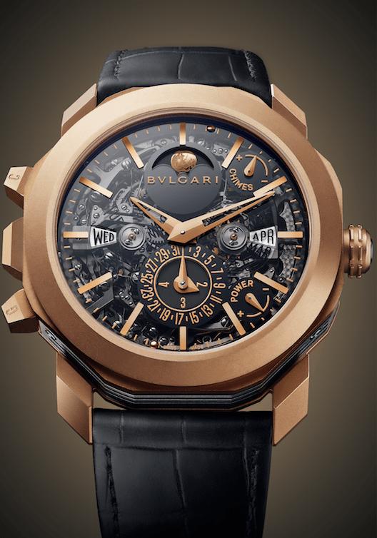 Reloj Octo Grande Sonnerie Perpetual Calendar