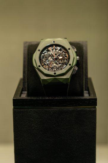 Reloj Classic Fusion Aerofusion Chronograph Orlinski México