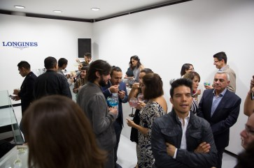 """Reporteros en Longines por el estreno de """"Back to the future of Quartz"""""""