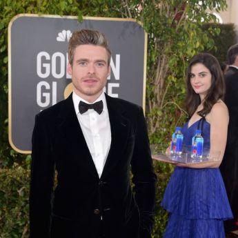 Richard Madden en los Golden Globes 2019