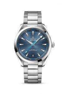alta relojería por Amor y pasión fina con alta relojería de Seamaster Aqua Terra para hombre