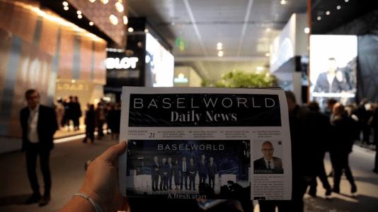Periodico Baselworld Daily news