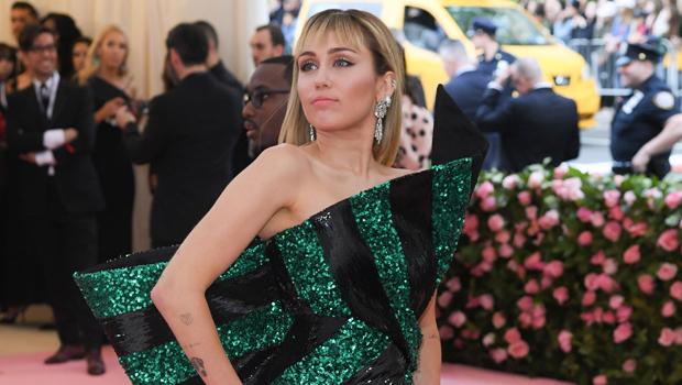 Miley Cyrus Met Gala 2019