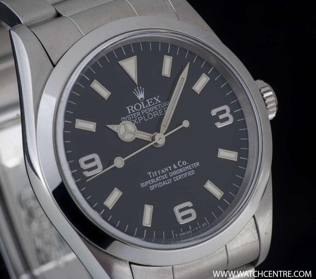 Caratula reloj plateado con negro