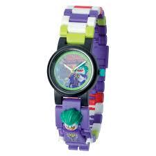 reloj lego jocker