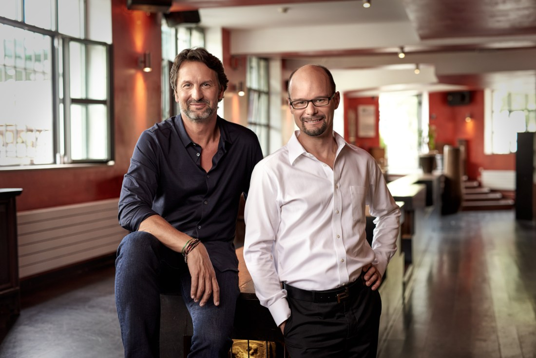 Max Busser & Arnaud Nicolas