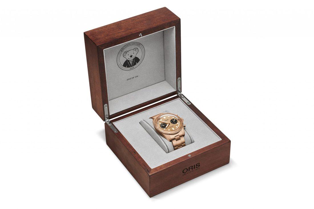 ORIS Hölstein Edition 2020 caja