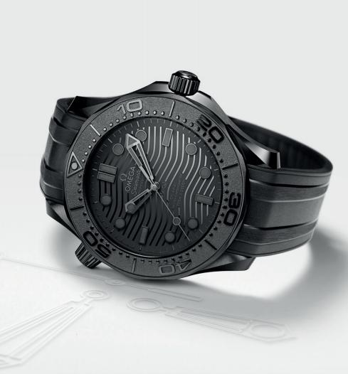 Novedades OMEGA 2021 Seamaster Diver Black Black