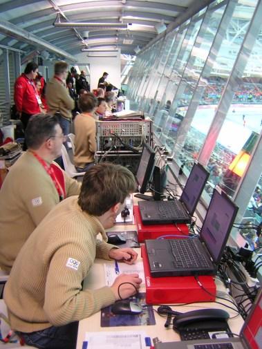 2006 OMEGA Juegos olímpicos