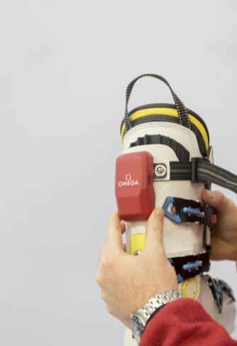 Alpine Skiing_motion sensor
