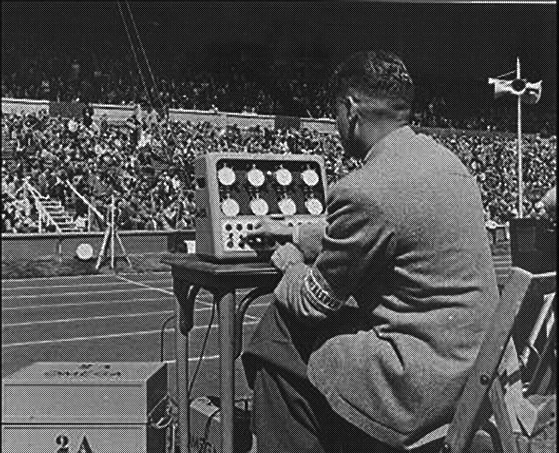 1932 OMEGA juegos olímpicos