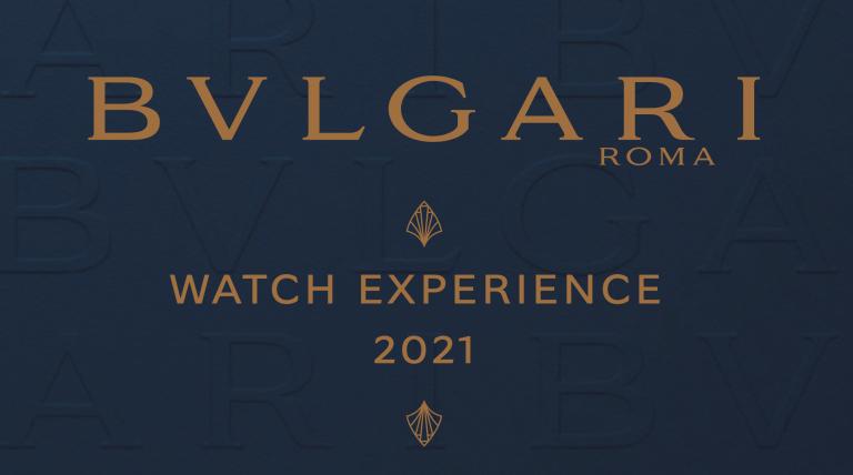 BVLGARI Watch Experience 2021