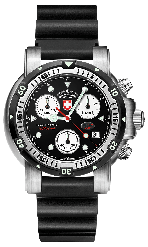 CX Swiss military Scuba
