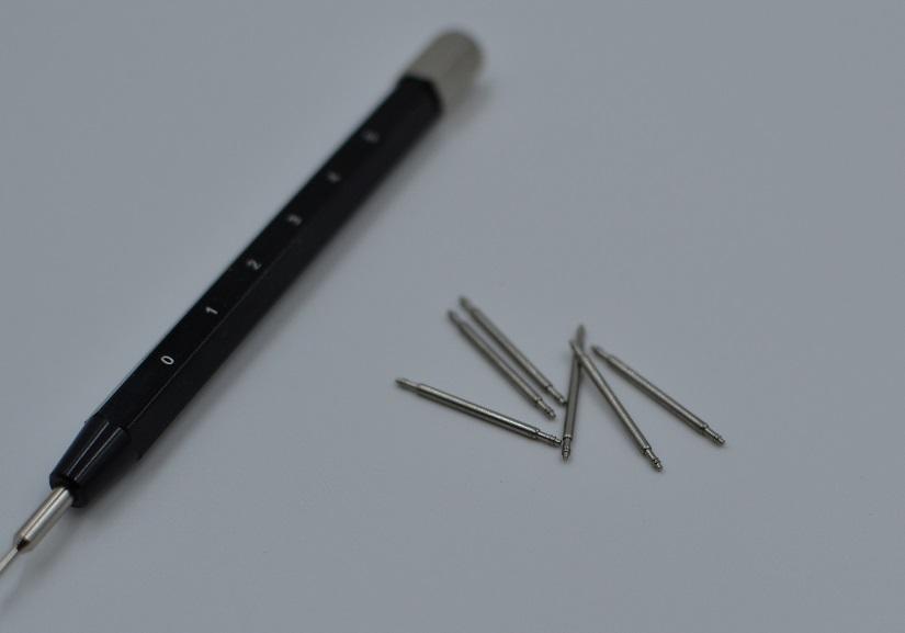 Spring bars 15mm