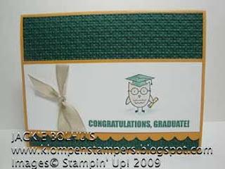 Go, Graduate