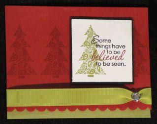 New Holiday Mini Stamp Set