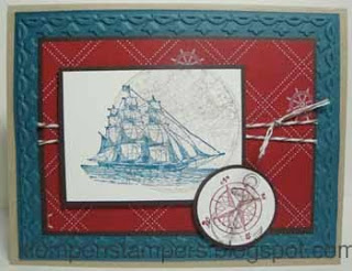 The Open Sea–Great Masculine Cards