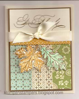 Stamp Shoppe Card #5