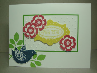 Rockin' the Stampin' Nest with the In-Colors