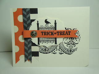 Trick or Treat?  I'll take the treat!