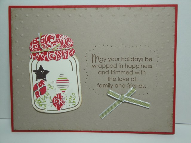 Day #7:  30 Days of Christmas Cards!