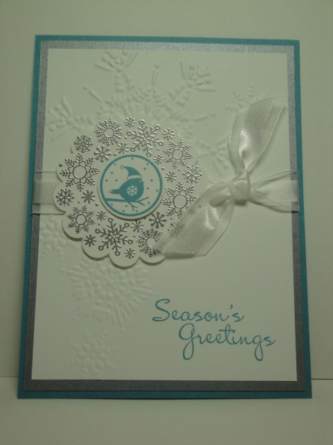 Day #15:  30 Days of Christmas Cards!