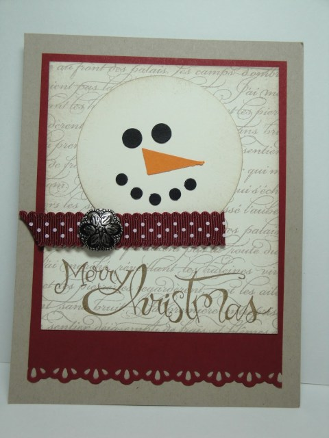 Day #16:  30 Days of Christmas Cards!