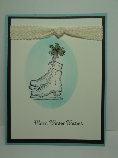 Day #17:  30 Days of Christmas Cards!
