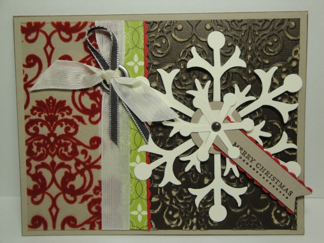 Day #23:  30 Days of Christmas Cards!