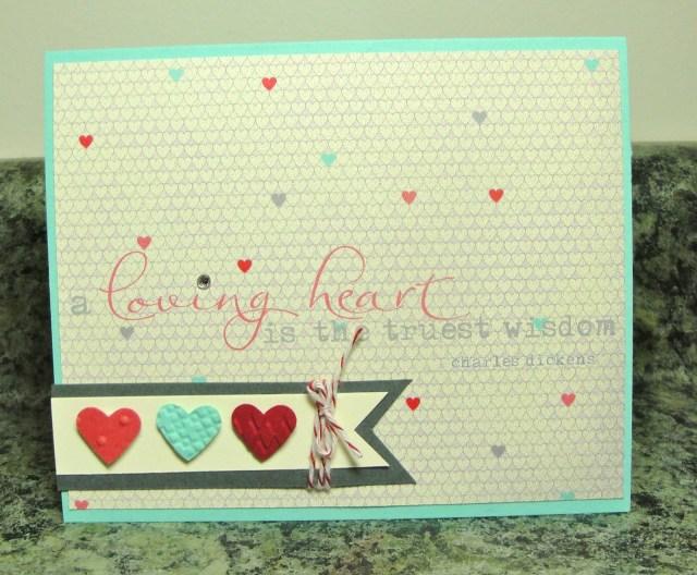 LOVE new Designer Series Papers!