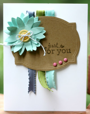 Technique Tuesday: Embossing Embellishments