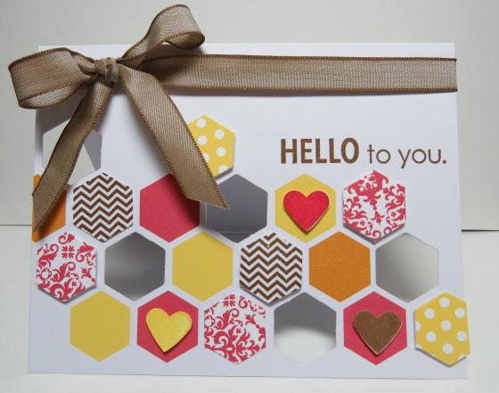WOW–Love This Month's PAPER PUMPKIN!
