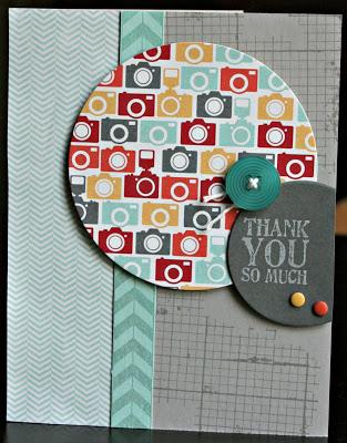 Friday Favorite: I Am Me Designer Series Paper
