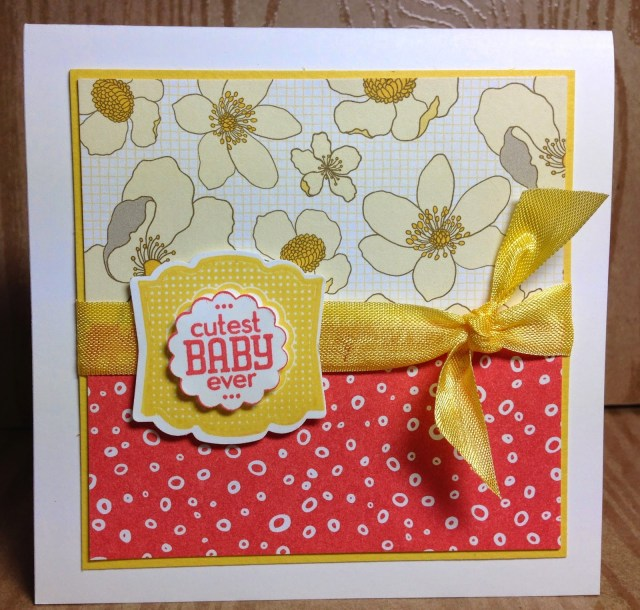 Get a Little of A Lot–NEW Papers & Ribbons!