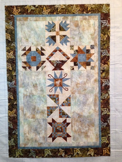 """My """"Double Life"""" as a Quilter"""