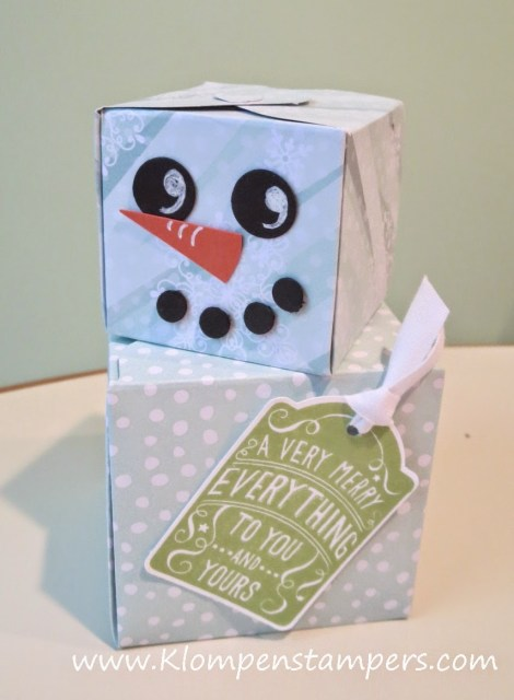 Another GIFT BOX Project