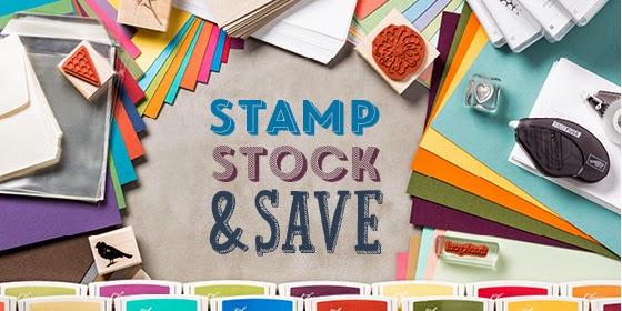 HUGE Stampin' Up! Sale