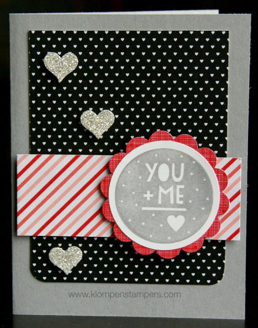 You Plus Me (super fun NEW Stamps!)