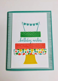 FAST, BOLD, and EASY–Love this stamp set!