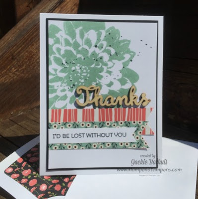 NEW Feature–STAMPIN' TIPS
