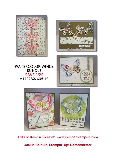 More Watercolor Wings!!!!