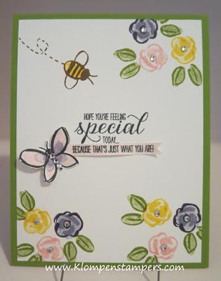 More Garden In Bloom Cards