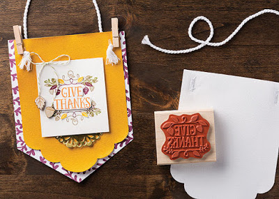 Fun Project From Stampin' Up!
