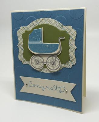 Need A Baby Card Idea