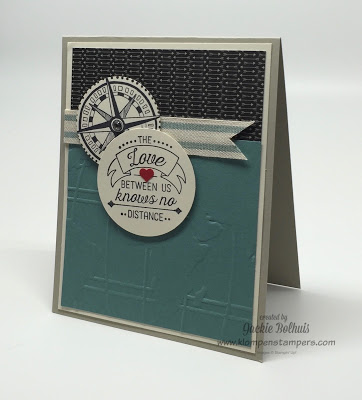 NEW Stamp Set–Going Global