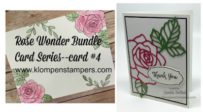 Rose Wonder Card Series–Card #4