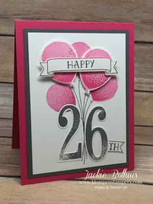 Anyone Turning 26?